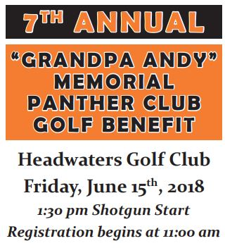 7th Annual Grandpa Andy Golf Benefit