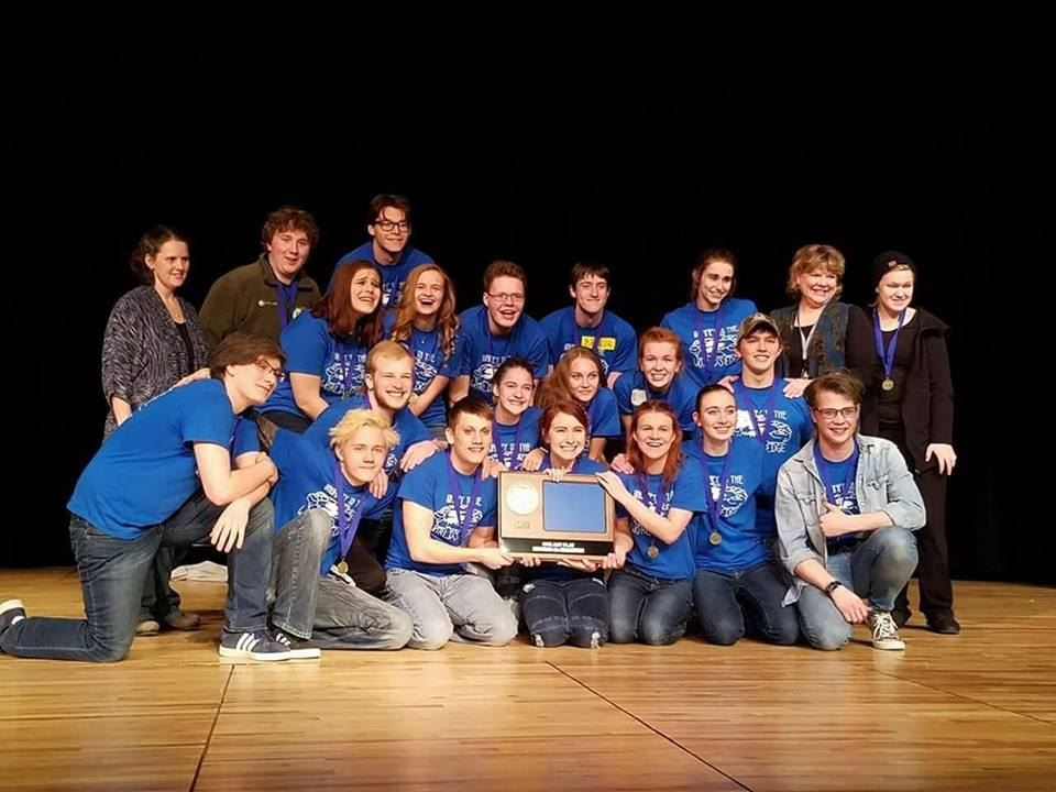 STAR PERFORMANCE!! Congratulations One Act!