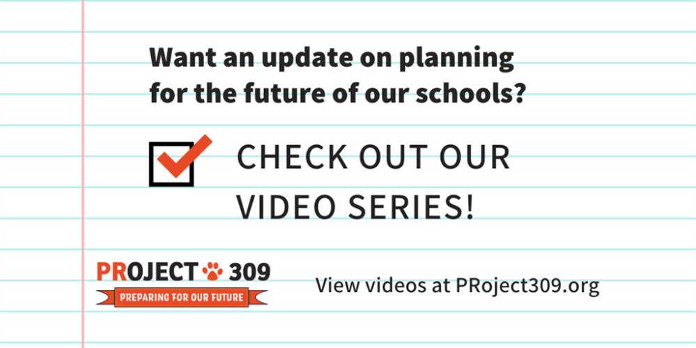 Click here to view the PRoject 309 Video Series