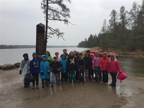 2nd Grade Field Trip to Itasca State Park